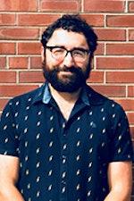 Ben Arguelles portrait