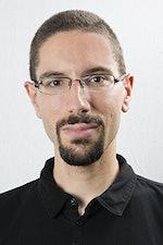 Derek O'Connell portrait