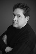 Gary Justis portrait