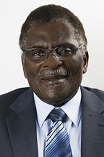 Henry Zintambila portrait