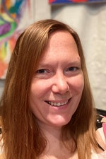Kim Phelps portrait