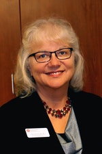 Marcia Buchs portrait