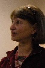 Mary Trouille portrait