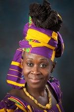 Ama Oforiwaa Aduonum portrait