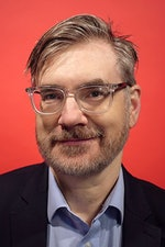 Rick Valentin portrait