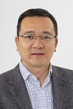 Shaoen Wu portrait