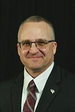 Ted Branoff portrait