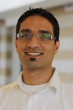 Vishal Midha portrait