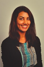 Yousra Javed portrait