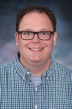 Zack Gilbert portrait